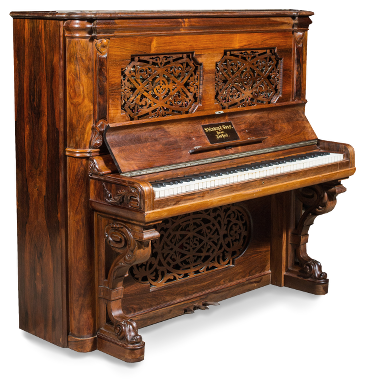 Upright Valuations Piano Calculator